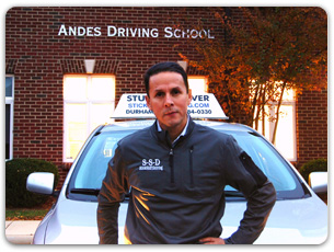 Edward Rincón | NC DMV Certified Driving Instructor